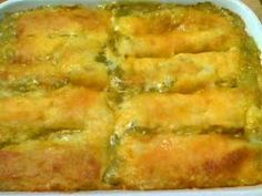 Food Wishes Video Recipes: Shortcut Green Chicken Enchiladas - Perfect for Yo. Mexican Dishes, Mexican Food Recipes, Ethnic Recipes, Burritos, Cherry Tomato Salsa, Chicken Enchiladas Verde, Green Chili Chicken, Tacos, Food Wishes