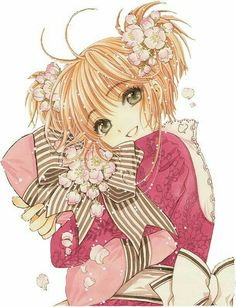 Immagine di anime, card captor sakura, and sakura kinomoto