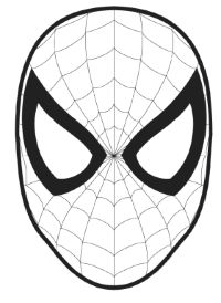 spiderman logo coloring pages printable and coloring book to print for free. Find more coloring pages online for kids and adults of spiderman logo coloring pages to print. Coloring Pages To Print, Coloring Pages For Kids, Coloring Books, Spiderman Pumpkin Stencil, 3d Zeichenstift, Spiderman Face, Superhero Spiderman, Spiderman Craft, Superhero Emblems