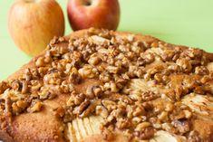 Appeltaart met krokante walnoten - recept uit het superdikke taartenboek