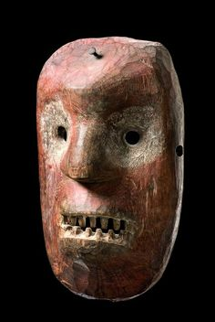 Ituri mask, Democratic Republic of Congo