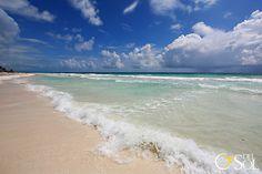 pristine beach..Las Ranitas