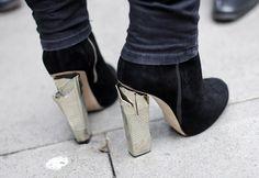 tin can heels.