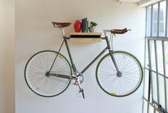 The Original Bike Shelf by Knife & Saw