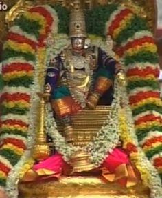 The Lord Sri Venkateswaraswamy Is The All Pervading Lord Of The Universe Tirumalas Balaji