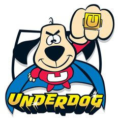 Speed of Lightning! Roar of thunder! Fight all who rob or plunder! Underdog. Underdog!