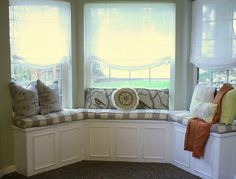 bay window seat for comfortable seating area home