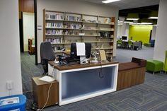 Information Desk  1st Floor