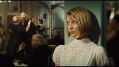 Mia Wasikowska in The Double