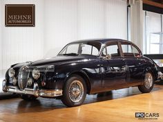 Jaguar MK 1961 Jaguar Daimler, Save The Queen, Cars, Autos, Automobile, Car, Trucks