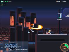 Ripple Dot Zero (action platformer) [free] http://www.rippledotzero.com/ trailer http://vimeo.com/66352855#
