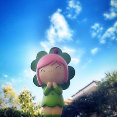 It's not whether you get knocked down. It's whether you get back up. www.lovemomiji.com Thanks to @aysimainwonderland for the Instagram  #momiji #momijidolls #lucky #getbackup #bluesky #blueskythinking Momiji Doll, Most Favorite, Favorite Things, Pretty Dolls, Cute Pictures, Mickey Mouse, Polymer Clay, Thankful, Hand Painted