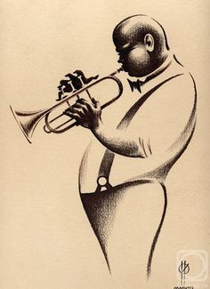 29 Ideas For Music Painting Trumpet Music Painting, Art Music, Art Sketches, Art Drawings, Jazz Poster, Jazz Art, Music Images, Jazz Musicians, Arte Pop