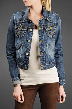 Jada Ad Vintage Jacket