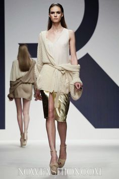 Krizia Ready To Wear Spring Summer 2013 Milan