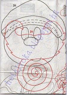 Hétalvóka: Ovis mazsola: Téli dekoráció (1)
