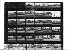 SEBRING 12 HOURS 1969 JACKIE ICK GT40 FERRARI 312P PORSCHE 908 CONTACT SHEET