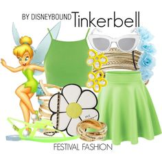 Disney Bound - Tinkerbell