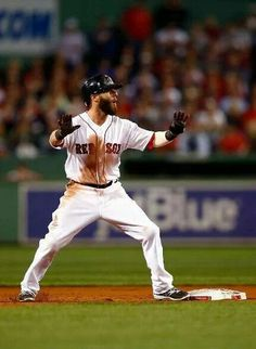 Red Sox Dustin Pedroia :-)