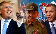 ¿BENEFICIARÁ O PERJUDICARÁ A CUBA TRUMP COMO PRESIDENTE DE EEUU?