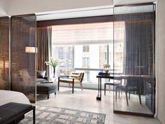 one57 park hyatt new york guest room