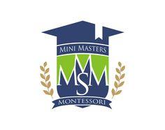 Professional Logo Design for Mini Masters Montessori