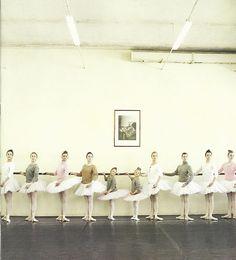 ballet girls.