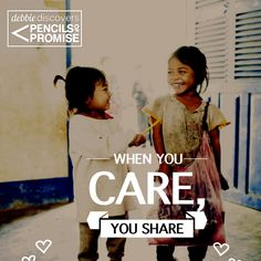 #whenUcareUshare! #debbiediscoversPoP Support my campaign by sharing it with your friends!