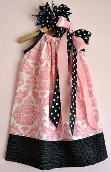 sukienka dla dziewczynki wykrój - Szukaj w Google