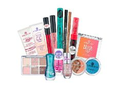 New beauty products for spring and summer from Essence http://www.mybeautykiss.ro/Noutati_Essence1.php