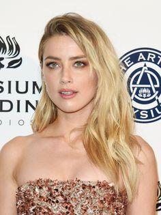 Amber Heard  #AmberHeard The Art of Elysium HEAVEN Gala in Los Angeles 07/01/2017 Celebstills A Amber Heard