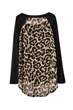 412f52f9c4252a 47 Best Leopard Print Tops for Women images in 2014 | Leopard top ...