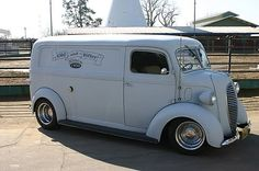 Ford COE Pannel!
