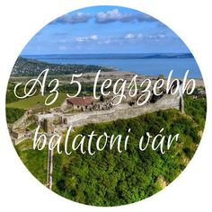 Balatoni várak   fotó: WestDrone Hungary, Europe, Italy, Travel, Amazing, Italia, Viajes, Destinations, Traveling
