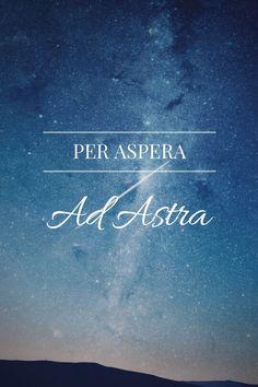 ⭐Per Aspera Ad Astra⭐