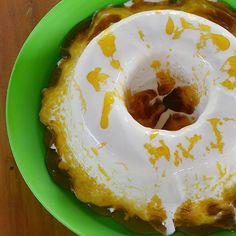 Sorvete de mousse de maracujá. Veja como fazer: http://casadevalentina.com.br/blog/detalhes/sorvete-de-mousse-de-maracuja-3226  #receita #recipes #casadevalentina