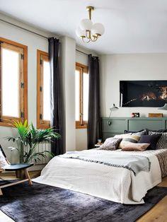 Culori tari și decor eclectic într-un apartament din Madrid Jurnal de design interior
