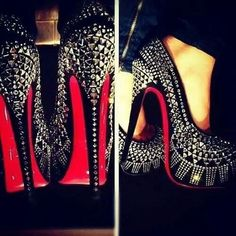 Clearly I'm obsessed with Louboutins,  but who isn't!?
