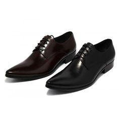 Chaussures Derbies Textur/ées Homme Marque find