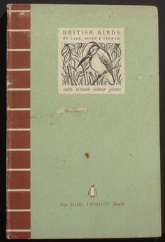 King Penguin 01 •  BRITISH BIRDS ON LAKE, RIVER AND STREAM • Author: Phyllis Barclay-Smith • Published: November 1939 • #NEED