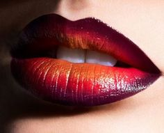 How To Get Gorgeous Multi-Dimensional Ombre Lips