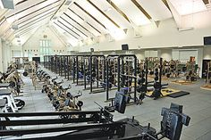 ND weight room