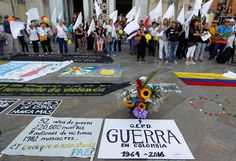Colombia And FARC Rebels Reach Historic Peace Deal After Bloody War