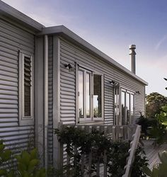 Back Deck - Pukerua Bay House, Kapiti Coast Residential Design using Sustainable & Solar Concepts for New Zealand Homes