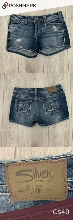 Jeans Pants, Jean Shorts, Silver Jeans, Shop My, Stylists, Check, Closet, Shopping, Style