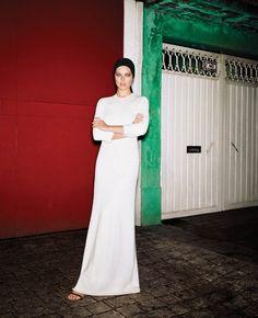Color Block: Mexico City's Bold Fashion   Color Block: Mexico City's Bold FashionPublication: WSJ Magazine October 2014 Model: Emily DiDonato Photographer: Angelo Pennetta Fashion Editor: George Cortina