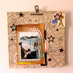 scrapbooking scrap layout