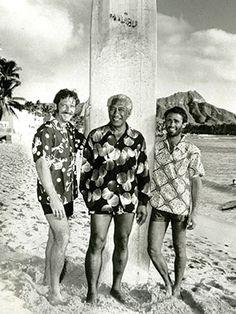 Celebrate the Anniversary of Duke Kahanamoku's Birth - Honolulu Magazine - July 2015 - Hawaii Visit Hawaii, Aloha Hawaii, Hawaii 2017, Hawaii Life, Hawaiian Tiki, Hawaiian Islands, Vintage Hawaiian Shirts, Hawaii Homes, Vintage Surf