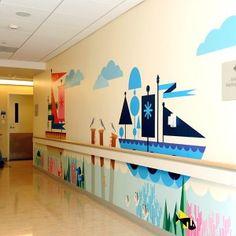Blik Custom: MATTEL CHILDRENS HOSPITAL PHASE 2