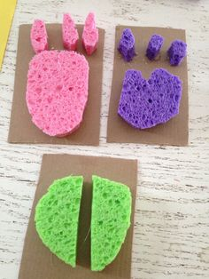 Animal Track Stamps. http://www.greenkidcrafts.com/animal-track-stamps/